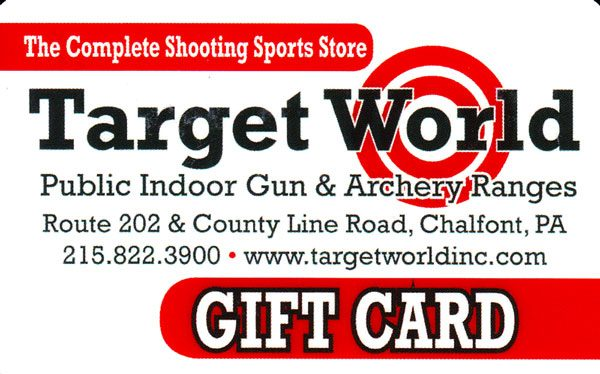 Target World Gift Card