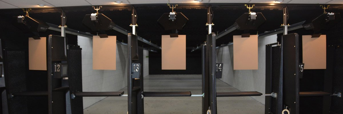 Indoor target practice
