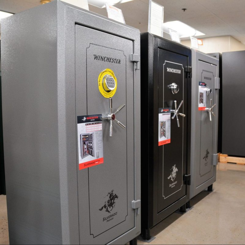 Winchester Safes At Target World