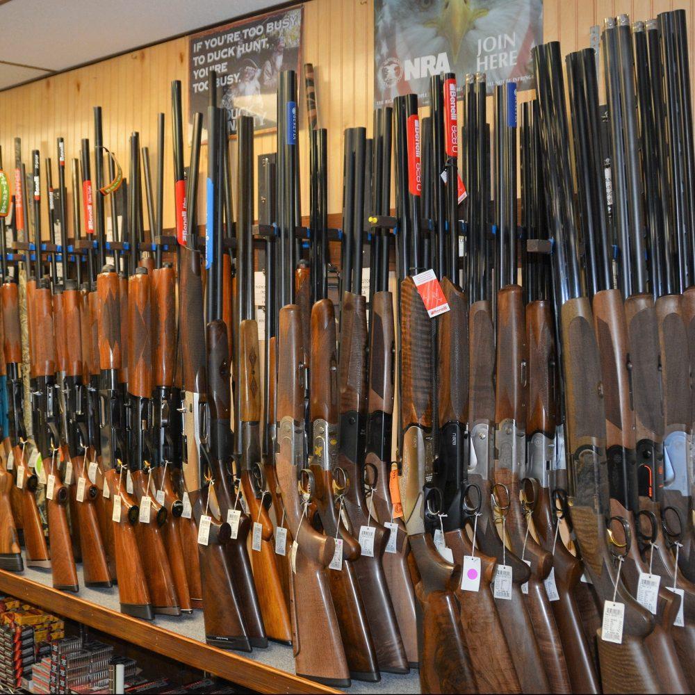 Rifles At Target World