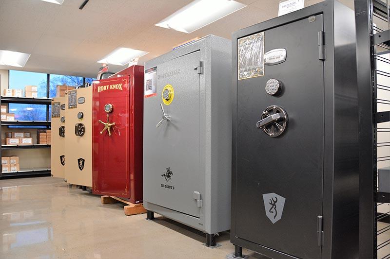 safes & gun safes