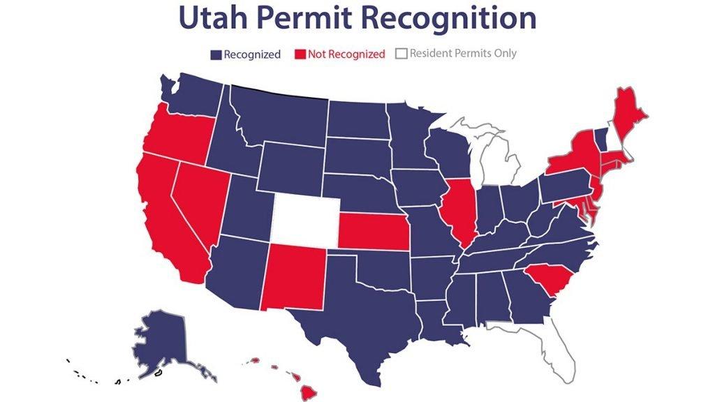 Utah Permit Recognition