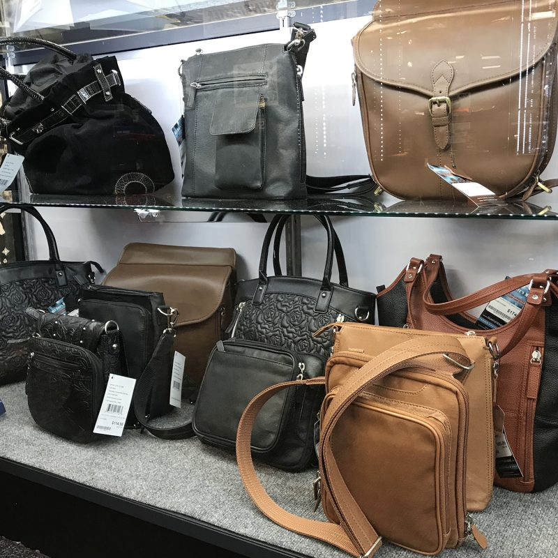 Purses And Leather Accessories