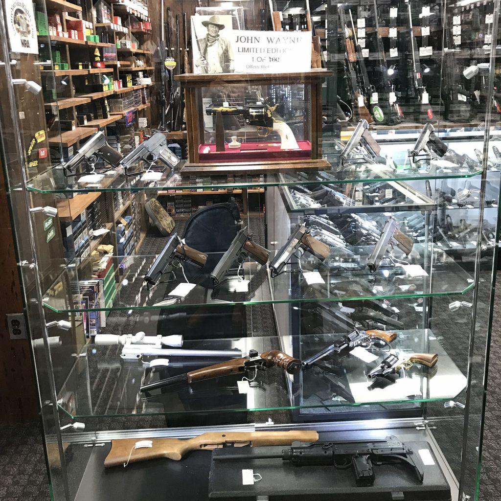 Special Guns At Target World